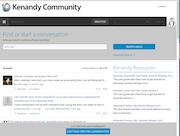 Kenandy Cloud ERP - Kenandy Community