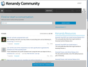 Kenandy Cloud ERP - Kenandy Community