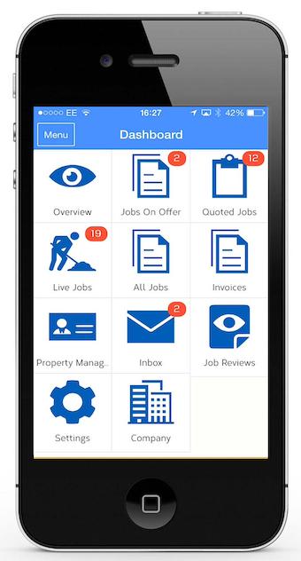 Contractor App