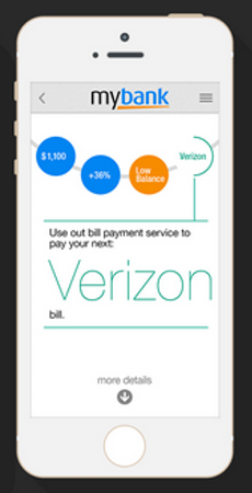 Bill payment service