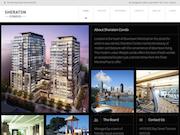 Customizable Public Website
