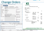 Axxerion Project - Change orders