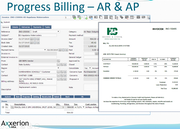 Axxerion Project - Billing