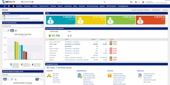 Netsuite Retail Software 2019 Reviews Pricing Amp Demo