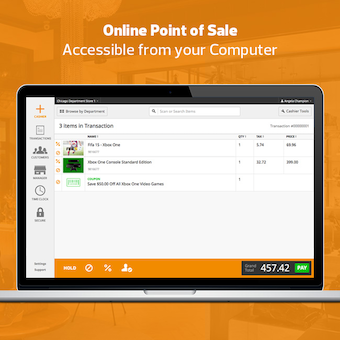 Online Point of Sale