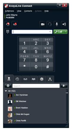 Softphone for Windows