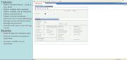 Oracle JD Edwards Distribution - Item Master screen