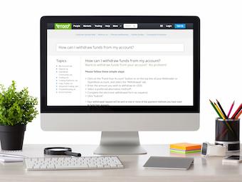 customized & branded customer portal