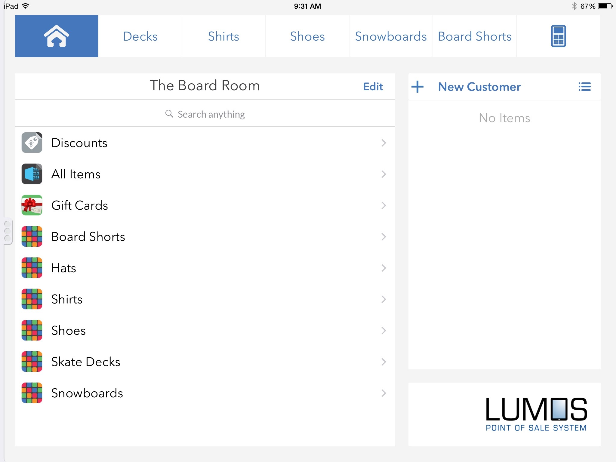 Add customers to board room