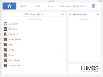 Add customers to board room