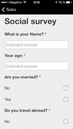 Social survey