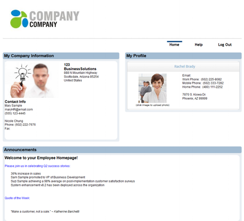 InfinityHR Software - 2019 Reviews, Pricing & Demo