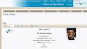 Face sheet