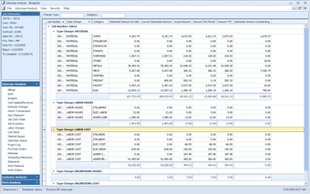 Order Analysis with Drag/Drop, Sort, & Export to Excel