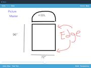 iPad sketchpad