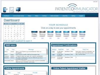 Patient Communication Dashboard