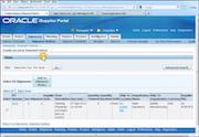 iSupplier Portal