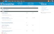 LiquidPlanner - Upcoming tasks