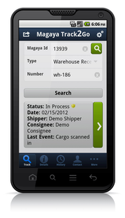 Track2Go Mobile App