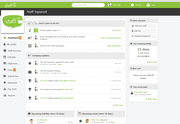 Staff Squared - Dashboard