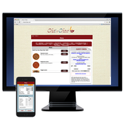 Integrated online ordering
