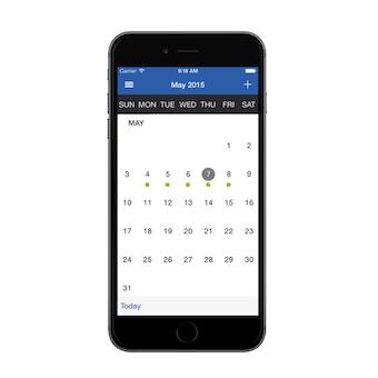 Mobile workforce app