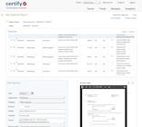 Certify Expense - Pre-Built Expense Report