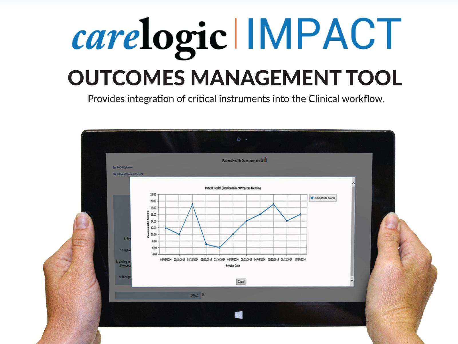 Qualifacts CareLogic Enterprise -