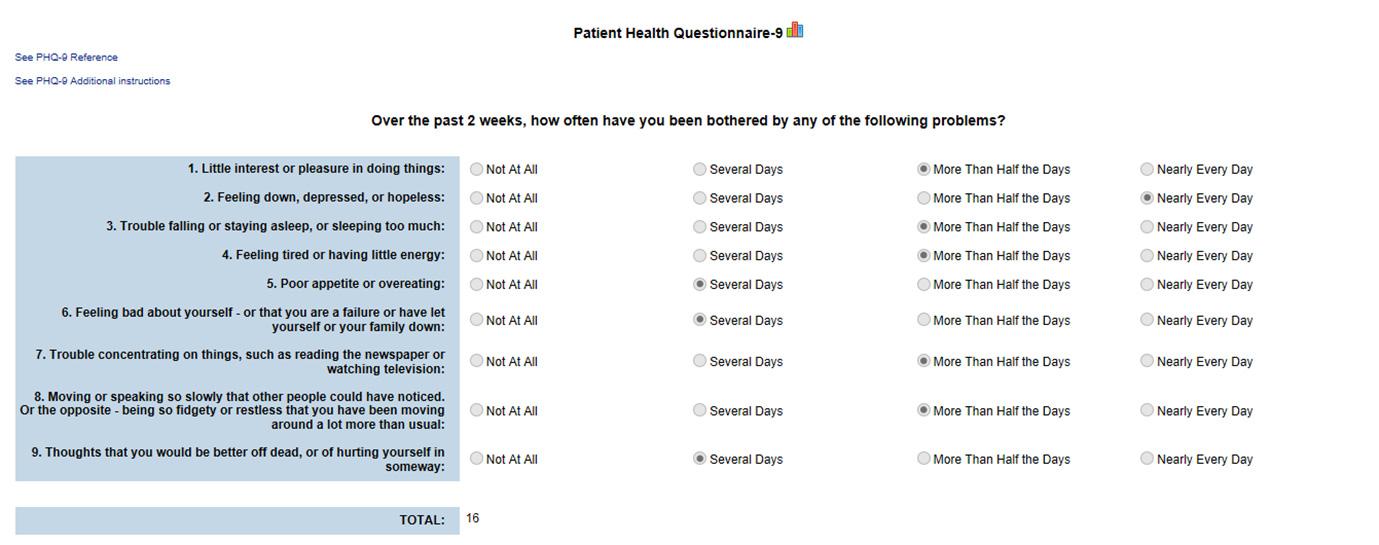Qualifacts CareLogic Enterprise - Built-In Outcomes Management Tools