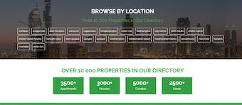 Browsing properties