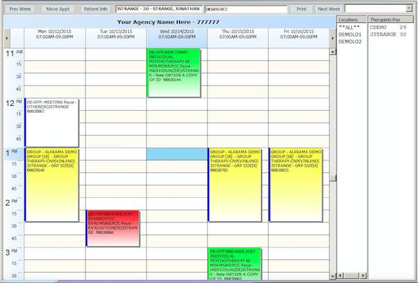 CAM by Celerity Scheduler