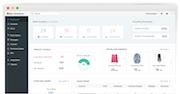 Zoho Inventory - Dashboard