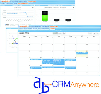 Sales Management and Calendar