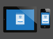 Edsby - iOS and Android view