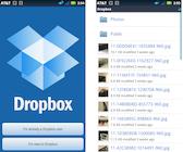 Dropbox - Mobile app