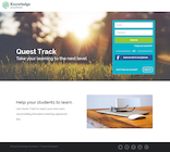 Knowledge Anywhere - Login page