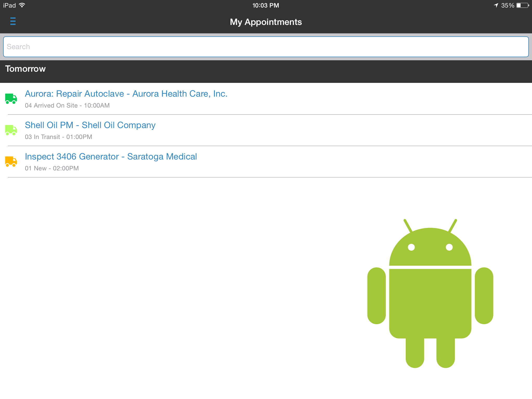 Mobile for Android