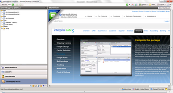 Integrated Shipping & Tracking for Company & Customer Online