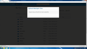 Upload multiple files