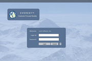 Everest - Login
