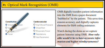 Optical Mark Recognition (OMR)