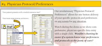 Physician Protocol/Preferences