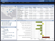 IBM TRIRIGA - List of current projects