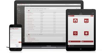 Back office & warehouse app