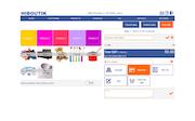 HIBOUTIK - Sales screen