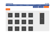 HIBOUTIK - Table layout