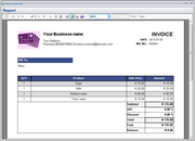 Swiftshop - Custom invoices