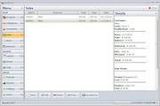 Swiftshop - Sales screen