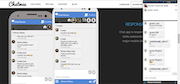 Chatwee Social Chat Widget - Multiple devices
