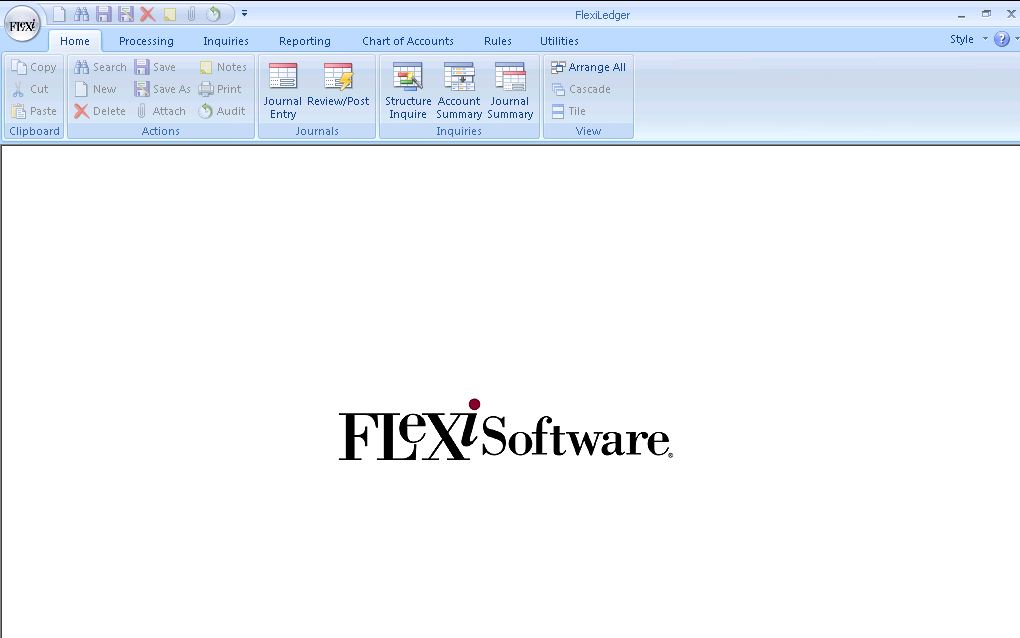 FlexiLedger